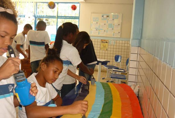 Notícias sobre as Comunidades de Aprendizagem no Rio de Janeiro