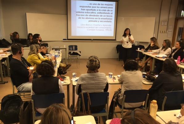 A pesquisa Includ-ed e as primeiras experiências de Comunidade de Aprendizagem