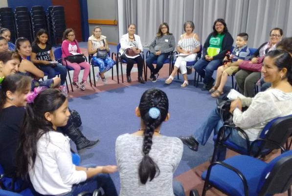 """Segundo Encuentro Comunidades de Aprendizaje  """"Compartiendo experiencias que transforman"""" (México)"""