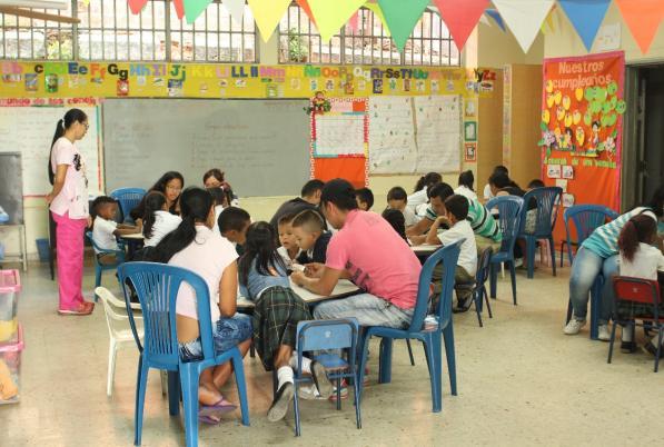 Grupos Interativos em turmas de Educação Infantil