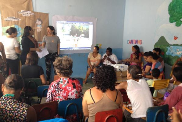Escola Eva Santos, de Uruçuca, BA, decide transformar-se em Comunidade de Aprendizagem