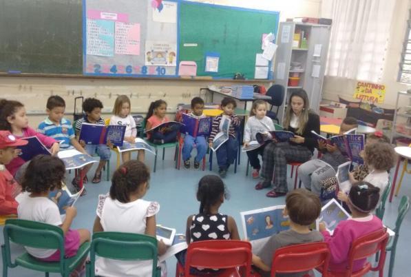 Tertúlias Dialógicas na Educação Infantil