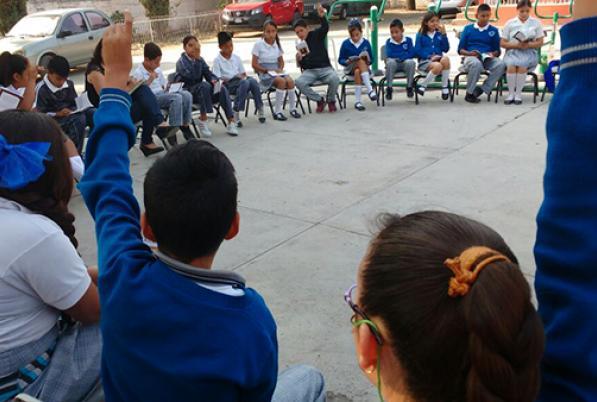 Vozes de transformação - experiências vividas na Escola Agustín Yáñez, de Jalisco, México