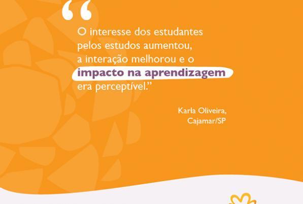 """Cajamar cria professores e gestores """"padrinhos"""" de CA"""