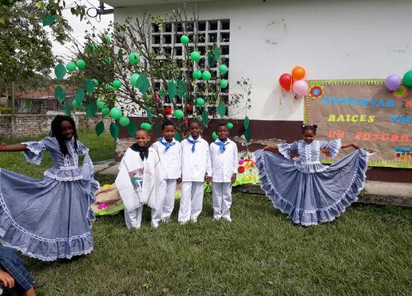 Jornada de sueños sede Santa Ana – IE Atanasio Girardot